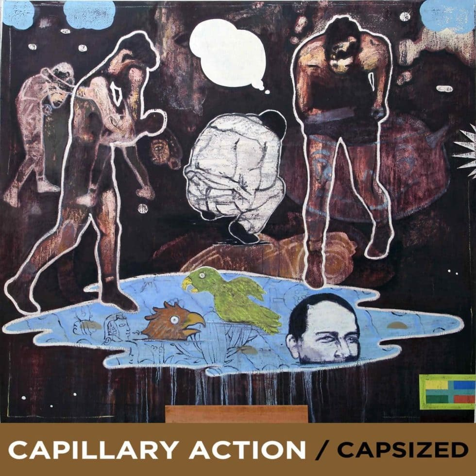 ALBUM REVIEW: Capillary Action's Capsized