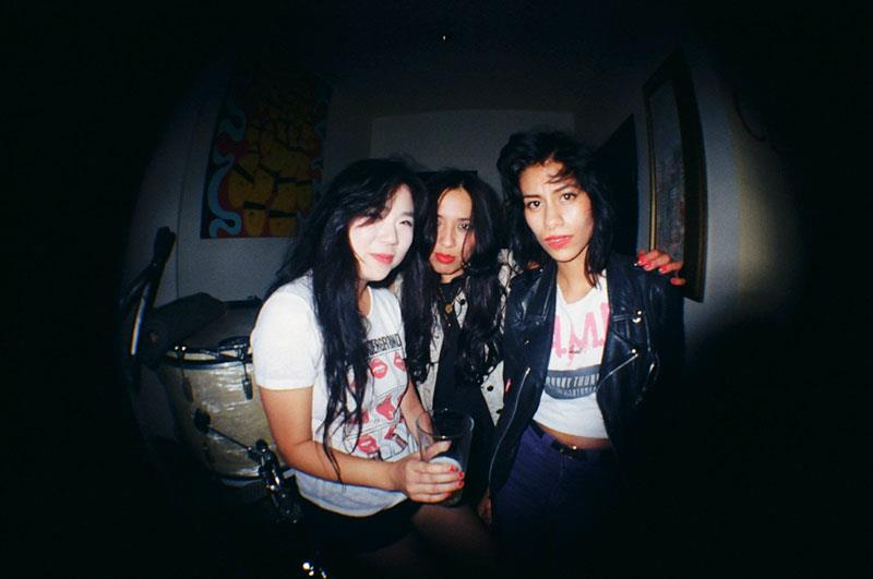 In-Studio & DJ Set By L.A. Witch On Flowerhours With Lilly 7/23