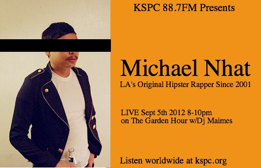 Michael Nhat On The Garden Hour 9/5