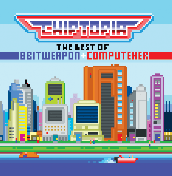 LIVE IN STUDIO: 8 Bit Weapon And Computeher