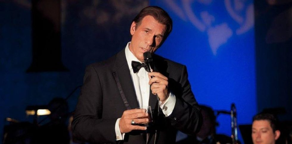 ROBERT DAVI'S INTERVIEW WITH LARRY THE FOX On May 18