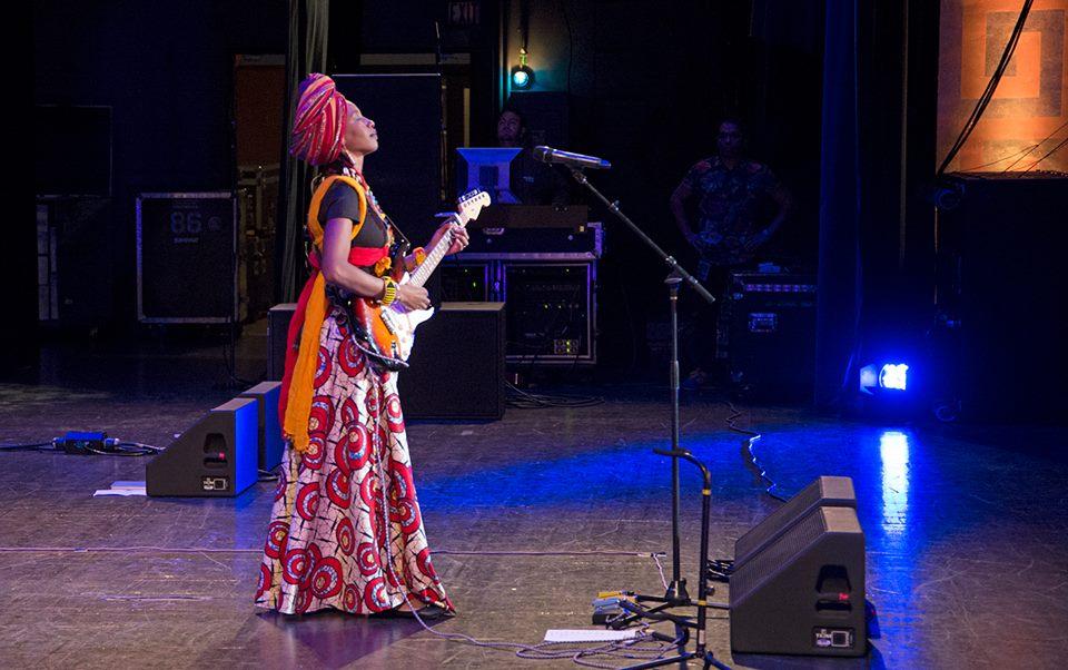 Concert Review: Fatoumata Diawara