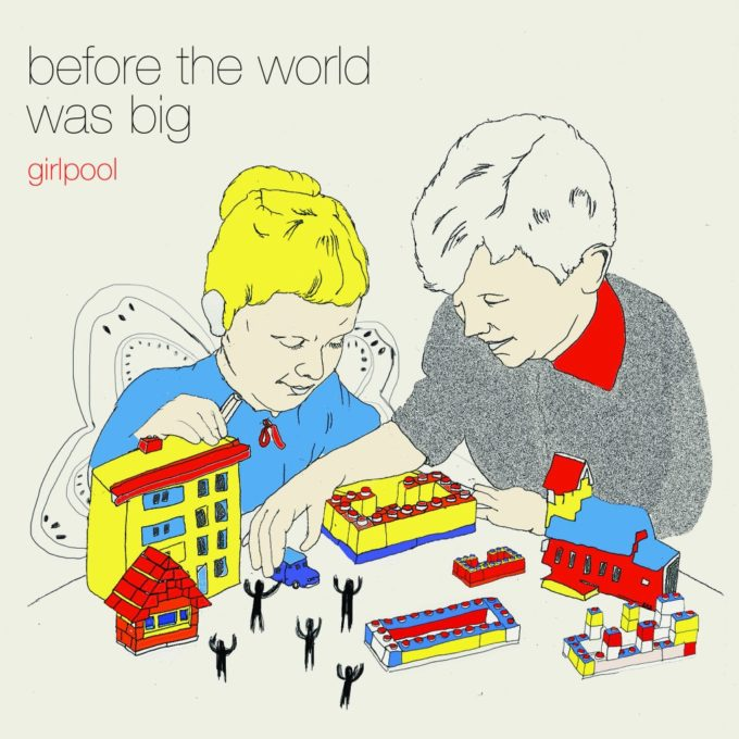 Girlpool BTWWB Album Art 1024x1024