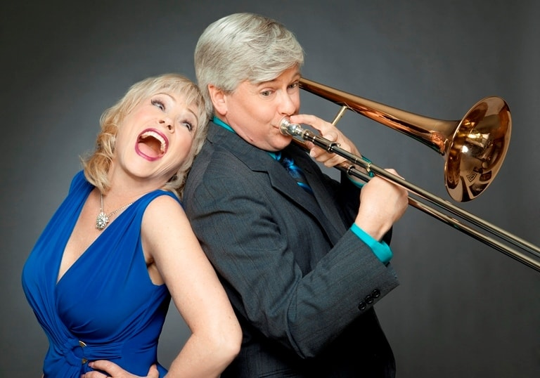 VOCAL DUO TO VISIT ALL THAT JAZZ