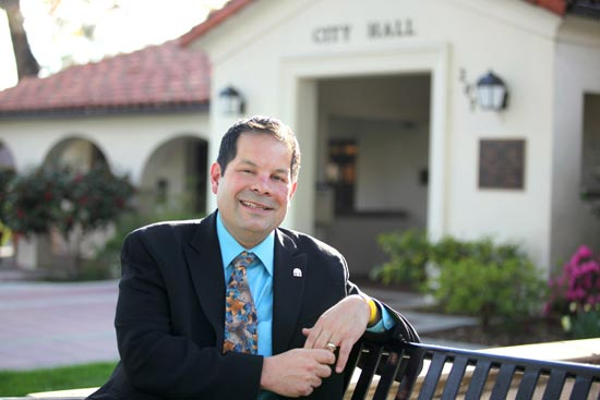 "INTERVIEW: Claremont Mayor Visits ""All That Jazz"""