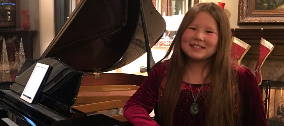 Chelsea Snow, 12-year-old Operatic Soprano Live On The Fiend's Dreams