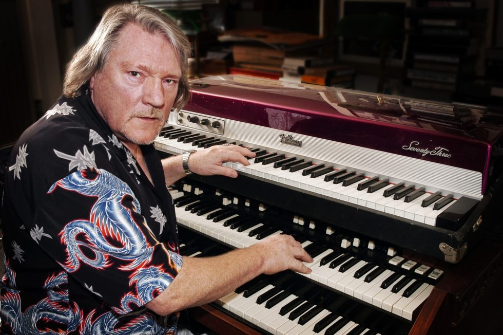 INTERVIEW: Brian Auger On Tony Palkovic's Jazz Show March 7