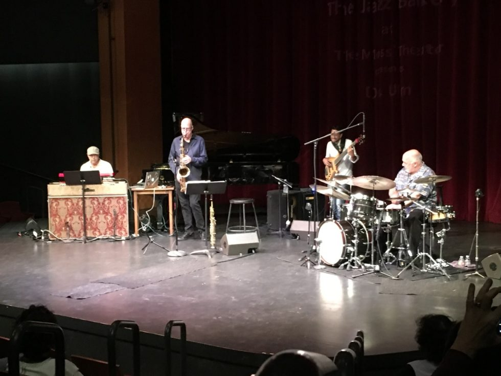 CONCERT REVIEW: Peter Erskine's Dr. Um Second Opinion At The Moss Theatre
