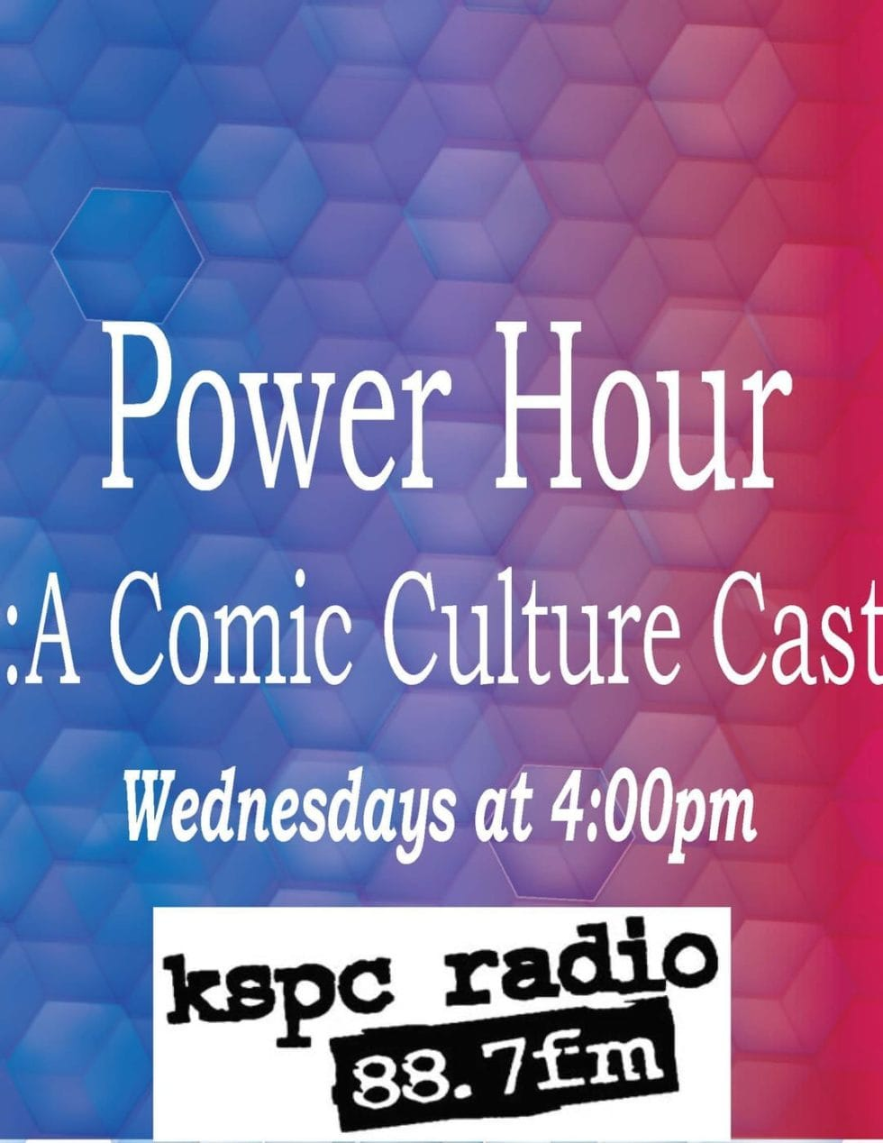 Power Hour: Episode 7