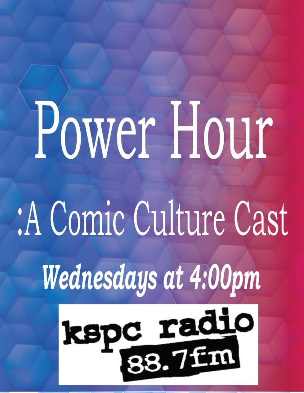 Power Hour: Episode 8