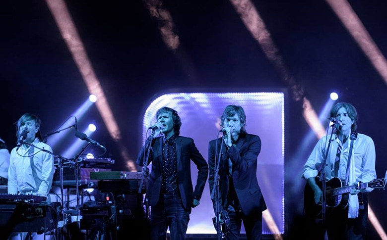 SHOW REVIEW: AIR At The Greek Theater, June 25, 2017