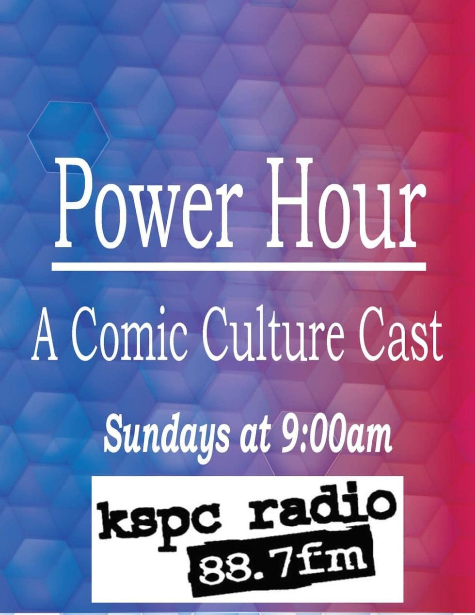 Power Hour: Episode 16