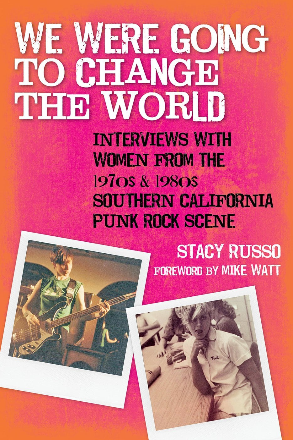 "Interview: Stacy Russo, Author Of ""We Were Going To Change The World"""